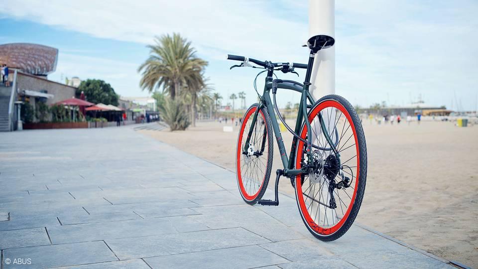 ABUS migliore antifurto bici